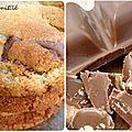 Cookies chocolat au lait praliné ou chocolat blanc ?