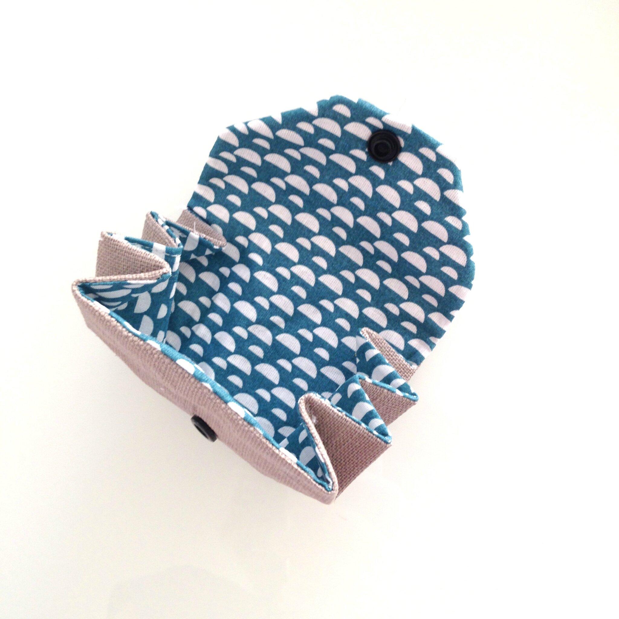 tuto porte monnaie mise jour du gabarit lili ludi. Black Bedroom Furniture Sets. Home Design Ideas