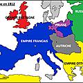 Napoléon et le système fédératif européen