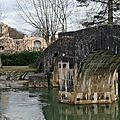 Ascain, maison du fou et pont vieux (64)