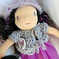 Capucine # la poupée de maman #