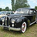 Hotchkiss anjou 1350 berline 1951