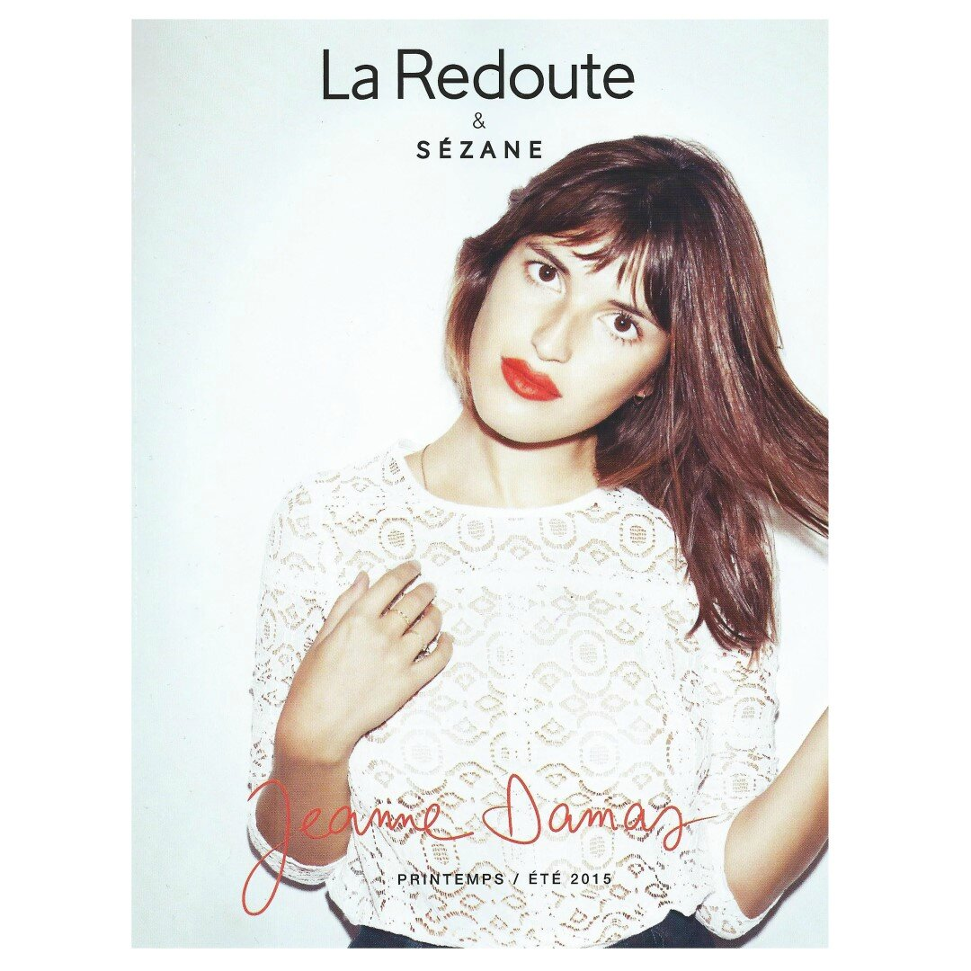 Nouveau le catalogue la redoute printemps t 2015 deco trendy a t e l - La redoute catalogue blanc ...