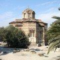 L'église des saints apôtres (agii apostoli solaki)