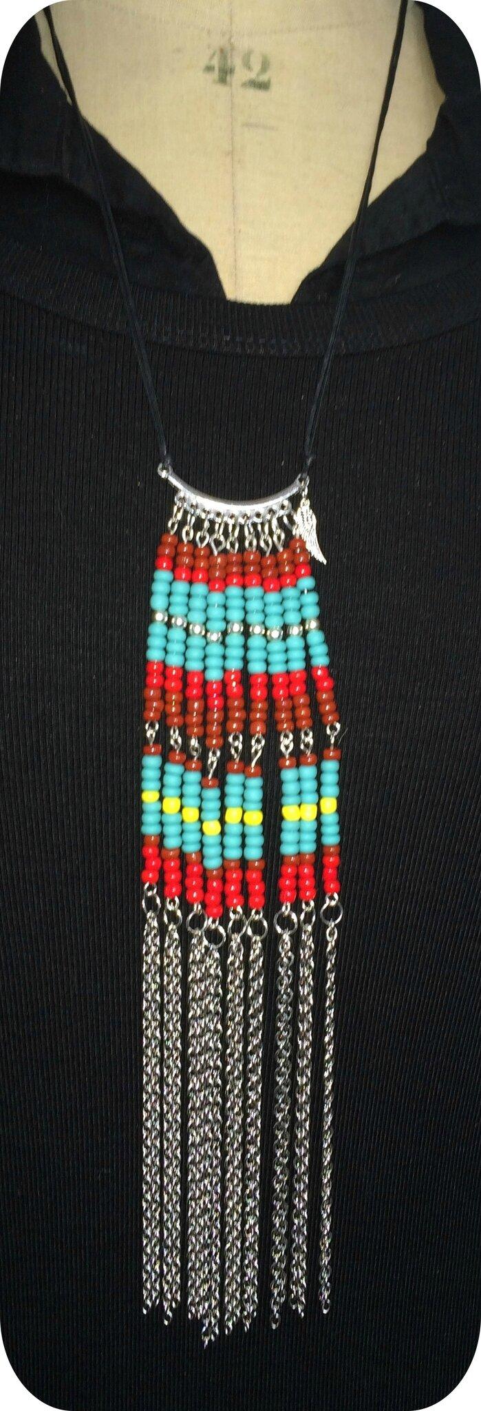 sautoir apache 2