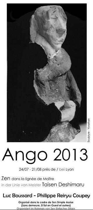 ango 2013 organisée par Z S A