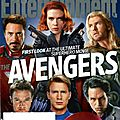 The avengers, toutes les photos d'enterteinment weekly