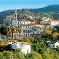 Le village de la principaure de seborga en italie