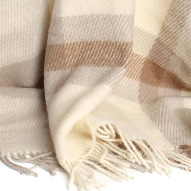 original_brownish-check-wool-throw