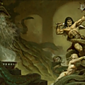 Conan roleplaying game by modiphius: it's started! #conanrpg #modiphius