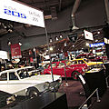 Le Club 205 à Retromobile