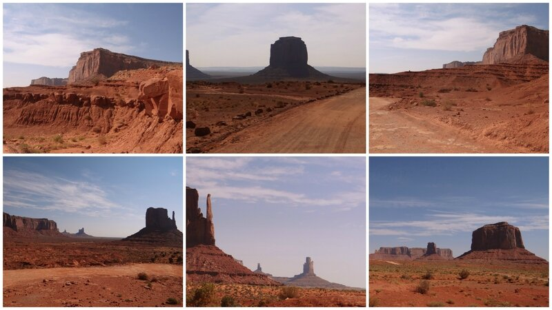JOUR 5 BLUFF MONUMENT VALLEY MOAB3