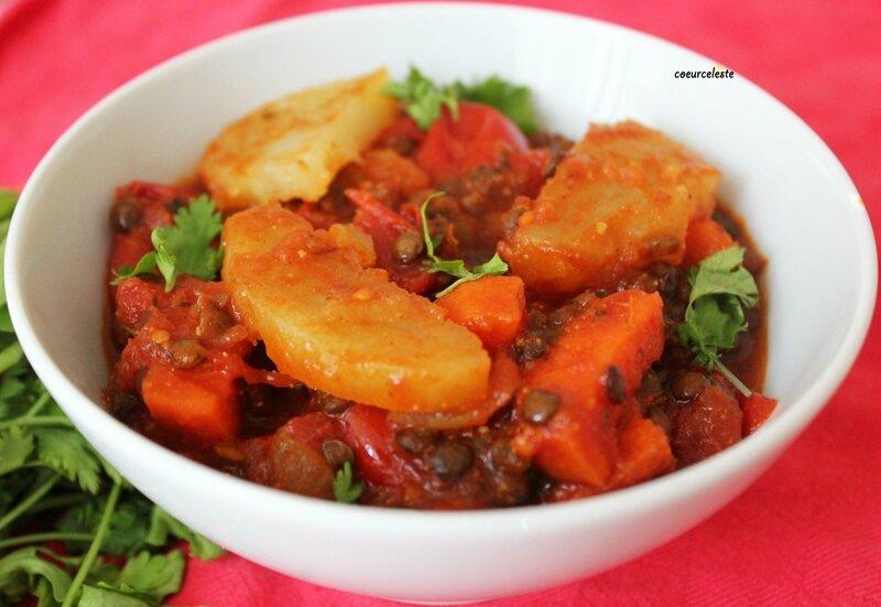currylentilles