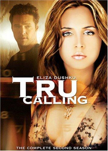 Jaquette Tru Calling Saison 2 (2005)