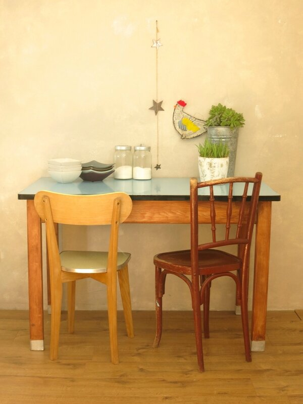 Table formica 3