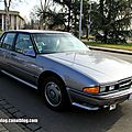 Pontiac bonneville sse 4 door sedan (1987-1991)(retrorencard mars 2013)