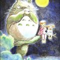 totoro night color