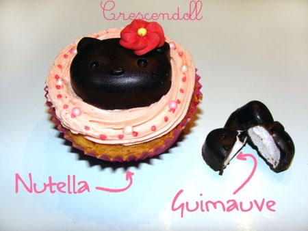 Cupcake Hello Kitty 1
