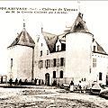 Eppe-sauvage - le château de voyaux