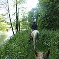 balade à cheval médiévale - Abbaye de Hambye (297)
