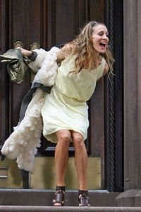 Sex and the City chez gloewen et scrat - Appartement New York Carrie Bradshaw (2)