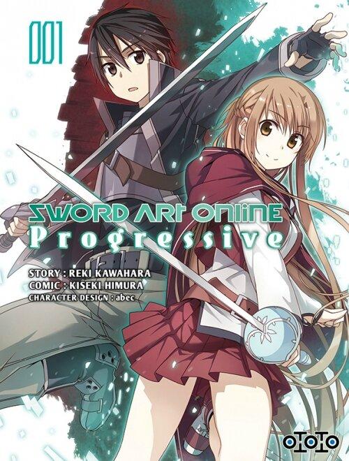 Sword Art Online Progressive, tome 1