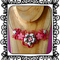 Collier Flower Power