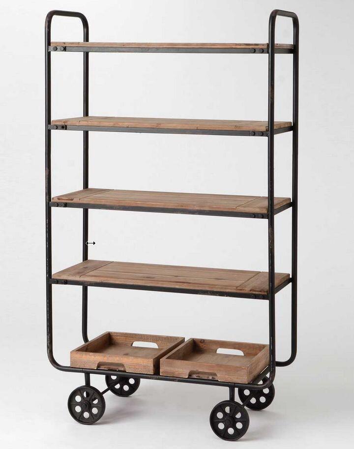 meubles industriels chez amadeus meubles et d coration amadeus au grenier de juliette. Black Bedroom Furniture Sets. Home Design Ideas