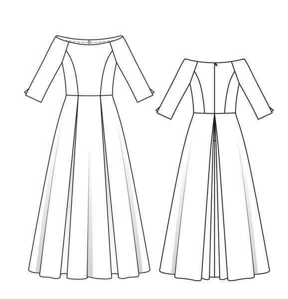 comment coudre une robe dos nu