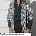 Une veste, deux défis