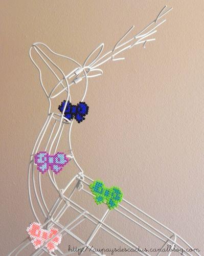 Noeuds fuse beads
