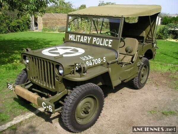 JEEP Willys MB - 1944