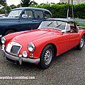 Mg a convertible (1955-1962)(rencard de valreas mai 2014)