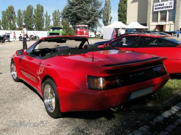 alpine gta cabriolet 1990 c