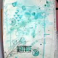 Scrapbooking day - mix media de skc