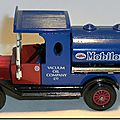 Y-3 Ford Model T Tanker Mobiloil A 4