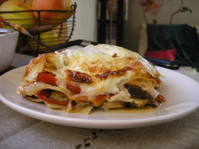 lasagnes-vegetariennes-faciles