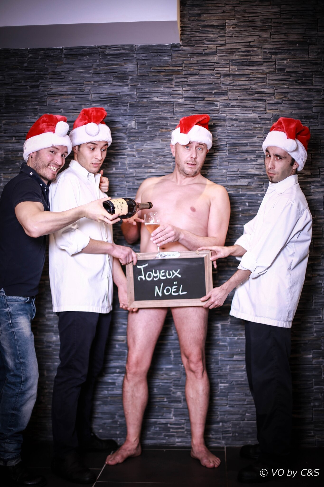 Un menu achété, un menu offert: c'est Noël chez VO