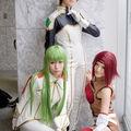 Suzaku, C.C. & Kallen