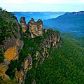 Blue Montain - Three Sisters