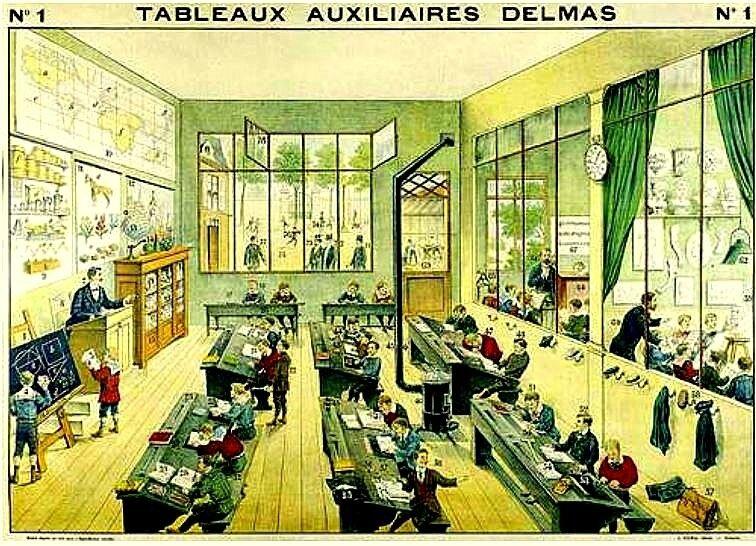 école idéale delmas