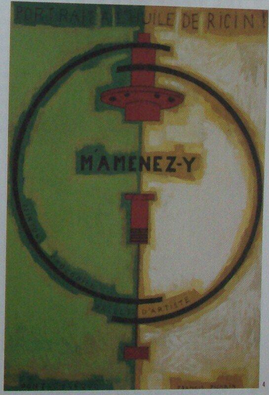 Francis Picabia, M'amenez-y, 1919-20