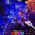 Coco : mercredi prochain dans les salles