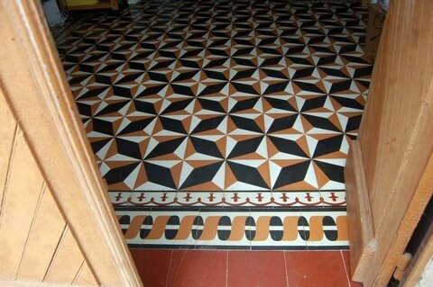 Carreaux de ciment # 55