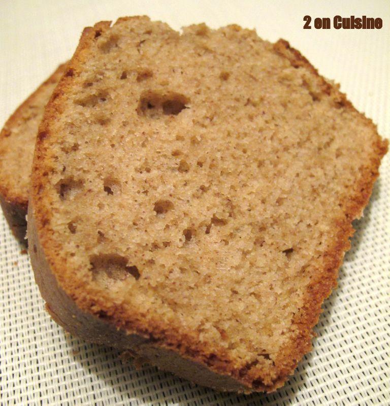 Cake arachide armagnac 1