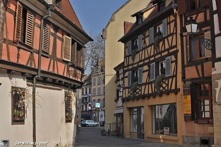 Maisons-dans-Colmar