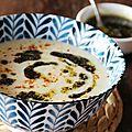 Yayla çorbasi, soupe turque au yaourt