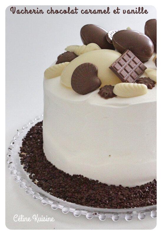 vacherin chocolat caramel et vanille3
