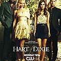 Hart of dixie et beauty and the beast renouvelées