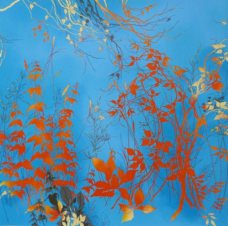henrik simonsen_Blue and Orange